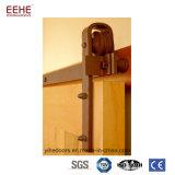 Puerta Pocket de madera blanca de la cavidad del diseño simple del color