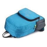 Рюкзак полиэстер поездки студентов рюкзаки моды сумки синий Rn1241