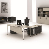 Modular Wooden Office Workstations Executive Boss Counts