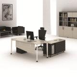 Tabella esecutiva della sporgenza delle stazioni di lavoro di legno modulari dell'ufficio