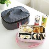 sacs à main de sac d'isolation thermique de sac du refroidisseur 600d pour le déjeuner 10418 de pique-nique
