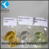 Solventi benzilici di purezza 99% del benzoato del BA dell'alcool benzilico