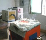 Высокое качество индукционного нагрева утюга Melter машины