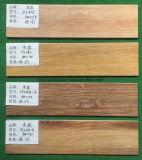 Baldosas cerámicas naturales de madera del nuevo diseño