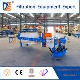 Máquina industrial de la prensa de filtro del equipo del tratamiento de aguas de DZ