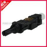 中国の工場FTTHシンプレックス光ファイバSC APCのコネクター