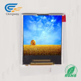 Grado de la industria visualización electrónica del LCD de la aduana de 2.4 pulgadas
