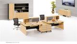 Nuevo diseño de mobiliario de oficina Estaciones de Trabajo Modular con armario fijo