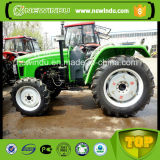 Venta caliente Lutong 50 HP 4WD de ruedas de tractor con pala cargadora