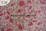 100 % polyester Tissu tricot tricot de velours