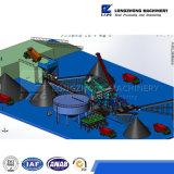 Addensatore del cono del sistema di trattamento di separazione dell'acqua dei residui
