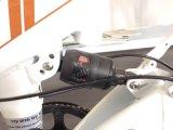 """セリウム20の""""隠されたリチウム電池が付いている完全な中断アルミニウムフレームの電気折るバイク"""