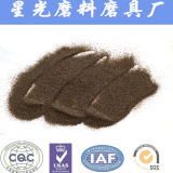 Grande dureté élevée Al2O3 le contenu d'oxyde d'alumine fondue brun réfractaire