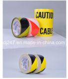 Verkehrs-Sperren-Band-Sicherheit warnendes Plastik-PET Sperren-Band in Guangzhou