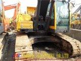 使用された建設用機器240blcの車輪の掘削機のVolvoの使用された掘削機240blc