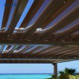 Motorisiertes funktionierendes Aluminiumluftschlitz-Dach