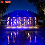 Laser+LED+Bluetooth Lautsprecher 3 in 1 Modell-sternenklarem Himmel-Laserlicht für Nacht