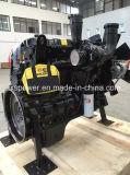 De 4-slag van Cummins van Dongfeng 6-cilinder het Water Gekoelde Stadium Iiia van de EU van de Dieselmotor (QSZ13-C450)