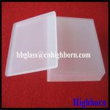 La qualité Jgs personnalisent le laser cannelant la partie en verre de quartz de silice