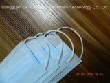 Automatische chirurgische innere Earloop mit Ultraschallschablone, die Maschine herstellt