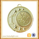Sistema de aluminio de encargo del juego de la divisa de la medalla