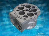 Lavorare di CNC di alta precisione la parte dell'automobile della lega di alluminio della pressofusione