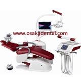 치과 단위 디지털 통제 시스템을%s 가진 치과 의자 Osa-A6800 상류 치과 단위 모든 접촉 스크린