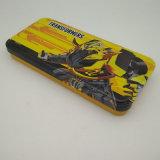 Neuester Metallzinn-Kursteilnehmer-Bleistift-Kasten