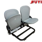 Blm-4719 China Exportador procedimientos estándar de baja de la moda de Europa en la pared de material ecológico 100% de la plegable de 10 años de garantía silla blanca