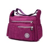 女性のメッセンジャーの女性ハンドバッグ旅行偶然の肩のCrossbody袋