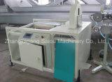 Extrusão gêmea plástica da produção da tubulação da extrusora do PVC do parafuso que faz a máquina
