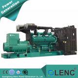 generador de potencia industrial de 1500kVA Cummins Kta50 60Hz 380V