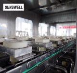 Automatische neue beenden der 5 Gallonen-Zylinder-Wasser-Füllmaschine