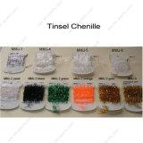 Tinsel Chenille Fly Fly пряжа для обвязки сеткой материал Бти-09d-Mmj
