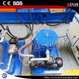 Double pelletiseur parallèle de boucle de l'eau de PVC de la vis Acet65