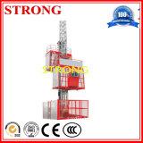 Élévateur d'ascenseur de construction et pièces de rechange pour le levage