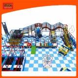 Mich Trampine с крытым игровая площадка для детей в раннем возрасте