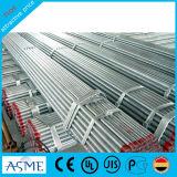 China 4 Zoll-Stahl-Gallone verlegte Gefäße mit Paaren