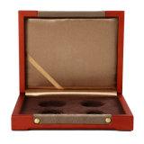 Moneda de madera de lujo, regalo de recuerdo de Embalaje Embalaje