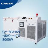 -80~ -10 градусов промышленных криогенных холодильник Gy-80A16n