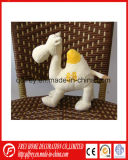 Modèle neuf de jouet de trousseau de clés de chameau de peluche