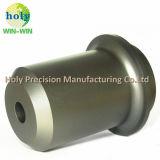 Cnc-drehenteile für die Aluminiumsprung-Stange CNC-Drehbank-maschinelle Bearbeitung
