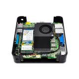 Le mini faisceau I5 d'Intel d'ordinateur de Qotom conjuguent PC industriel de NIC Linux
