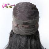 Парик шнурка парика 360 человеческих волос цены по прейскуранту завода-изготовителя прямо