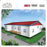 Bela Aparência Prefab Estrutura de aço da estrutura de aço leve House Villa