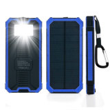 Chargeur mobile solaire Emergency de côté extérieur de l'énergie 10000mAh solaire
