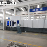Mineral Sunswell Toilets Blowing Filling Capping Combi Machine