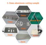 Cortadora del laser de la fibra para el aluminio de 1-5m m