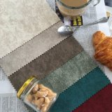 Tessuto verde del sofà dell'America del Nord Microfiber