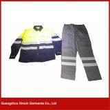 Uniformes desgaste do trabalho da segurança, vestuários da segurança, roupa de funcionamento da segurança (W42)
